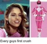 Every Guy's First Crush...