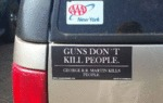Guns Don't Kill, George Rr Martin Does...