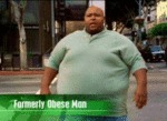 Formerly Obese Man...
