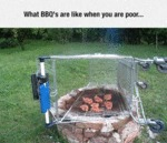 Bbq If You Are Poor...