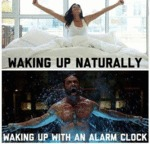 Waking Up Naturally...