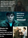 Since Horcrux Exposure Can Have Bad Effects On You