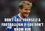 Don't Call Yourself A Footballer...