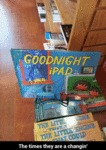 Goodnight Ipad...