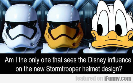 Am I The Only One Who Sees That Stormtroopers...
