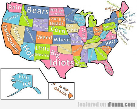 American states...