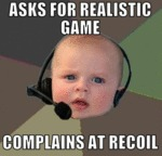 Asks For Realistic Game...