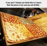 If You And 7 Friends Can Finish This In 2 Hours