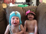They Received New Hats