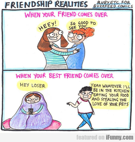 Friendship Realities