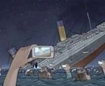 If The Titanic Sunk Today...