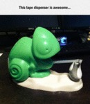 This Tape Dispenser Is Awesome...