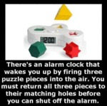 There's An Alarm Clock That Wakes You Up