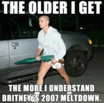The Older I Get The More I Understand Britney...