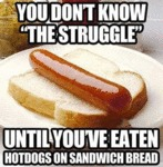 You Don't Know The Struggle