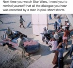 Next Time You Watch Star Wars, I Need You To