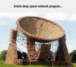 Amish Deep Space Network Program...