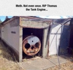 Rip Thomas The Tank Engine