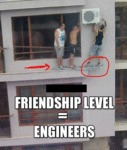 Friendship Level - Engineers