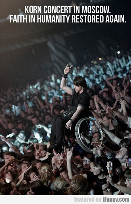 korn concert in moscow