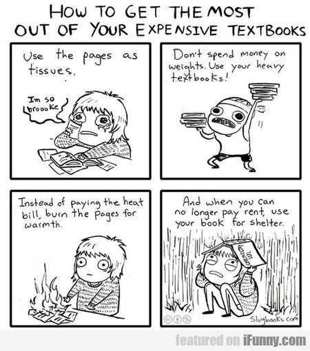 How To Get The Most Out Of Your Expensive Textbook