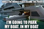 While The Middle Class Blame The Poor