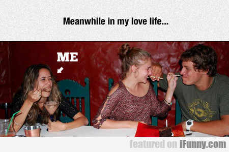 Meanwhile In My Love Life...
