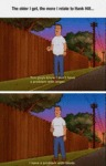 The Older I Get, The More I Relate To Hank Hill...