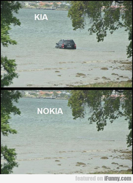 Kia And Nokia