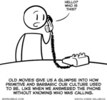Old Movies Give Us A Glimpse Into How Primitive...