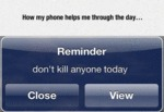 How My Phone Helps Me Through The Day...