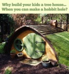 Why Build Your Kids A Tree House