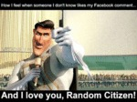 How I Feel When Someone I Don't Know Likes My...