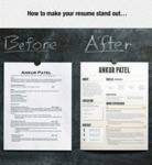 How To Make Your Resume Stand Out...