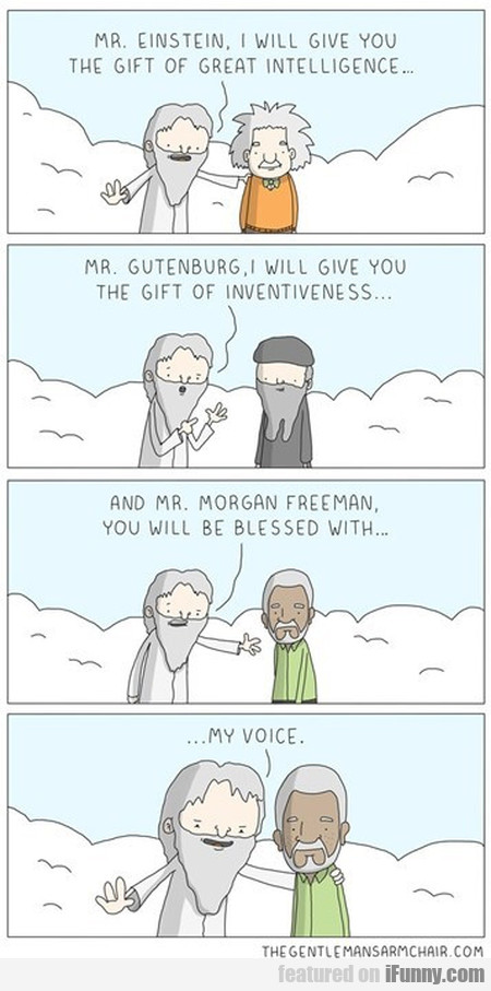 Mr Einstein, I Will Give You The Gift Of Great...