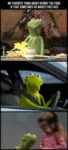 My Favorite Thing About Kermit The Frog