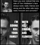 Have You Ever Noticed That One Side Of Tom...
