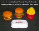 As A 27 Year Old, This Is The Only Thing Mcdonalds