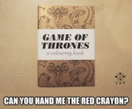Game Of Thrones, The Coloring Book