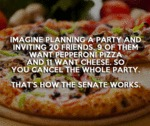 Just Imagine Planning A Party