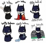Types Of Batman