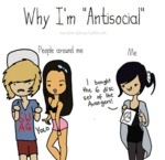 Why I'm Antisocial