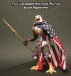 This Is Probably The Most Murica Action Figure Eve