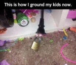 This Is How I Ground My Kids Now