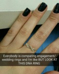 Everybody Is Comparing Rings