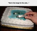 Here's The Image For The Cake...