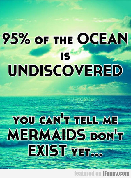 95% Of The Ocean Is Undiscovered