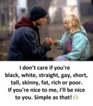 I Don't Care If You're...