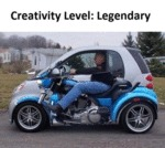 Creativity Level - Legendary