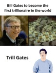 Bill Gates Will Change His Name
